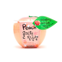 Пилинг-скатка с персиком Urban Dollkiss Peach All-in-One Peeling Gel