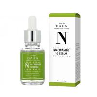 Противовоспалительная сыворотка для проблемной кожи Cos De BAHA N Niacinamide 10 Serum