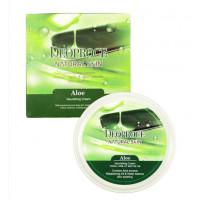 Крем для лица и тела с алое Deoproce Natural Skin Aloe Nourishing Cream