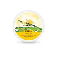Крем для лица и тела с муцином улитки и золотом Deoproce Natural Gold Snail Nourishing Cream