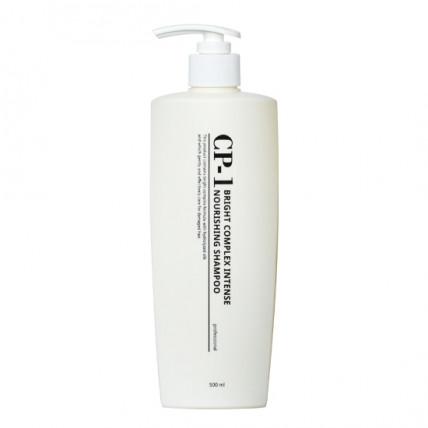 Интенсивно питающий шампунь для волос Esthetic House CP-1 Bright Complex Intense Nourishing Shampoo 500 ml