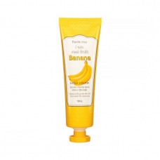 Крем для рук с экстрактом банана Farm Stay I Am Real Fruit Banana Hand Cream