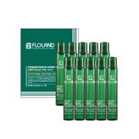 Успокаивающий филлер для волос и кожи головы Floland Biotin Scalp Cooling Ampoule