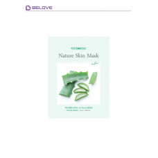 Тканевая маска с экстрактом алое FoodaHolic Nature Skin Mask Aloe