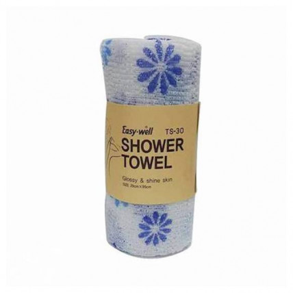 Мочалка для душа Tamina Easy-Well TS-30 Shower Towel