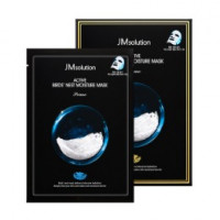 Увлажняющая маска с экстрактом ласточкиного гнезда JM Solution Active Birds Nest Moisture Mask Prime