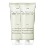Маска-пилинг для кожи головы с экстратом чайного дерева Lador Tea Tree Scalp Hair Pack