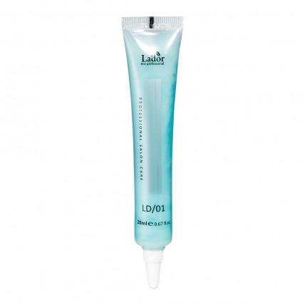 Программа по восстановлению волос  маска Lador LD Programs 01 - 20 ml