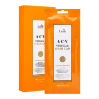 Маска-шапочка для ухода за волосами и кожей головы с яблочным уксусом Lador ACV Vinegar Hair Cap