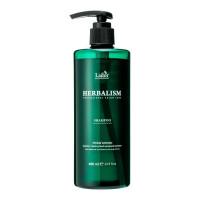Успокаивающий шампунь с травяными экстрактами Lador Herbalism Shampoo (400 мл)