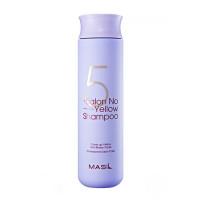 Шампунь для устранения желтизны Masil 5 Salon No Yellow Shampoo