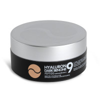 Осветляющие патчи с пептидами MEDI-PEEL Hyaluron Dark Benone Peptide 9 Ampoule Eye Patch