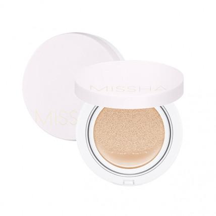 Крем-кушон для создания безупречной кожи Missha M Magic Cushion Cover Lasting SPF50+ PA+++