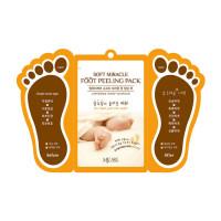 Пилинг носочки  для ног MiJin Care Soft Miracle Foot Peeling Pack