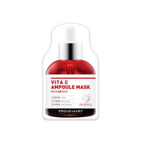 Ампульная маска  с витамином C Proud Mary Vita C Ampoule Mask Pack