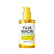 Осветляющая сыворотка Some By Mi Yuja Niacin Blemish Care Serum