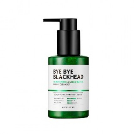 Кислородное очищающее средство против чёрных точекSome By MiBye Bye Blackhead Bubble Cleanser