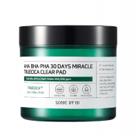 Очищающие пэды для проблемной кожи Some By Mi AHA BHA PHA 30 Days Miracle Truecica Clear Pad