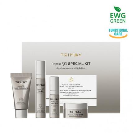 Набор антивозрастных средств с пептидным комплексом Trimay Peptid 91 Special Kit