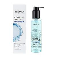 Очищающий гель с гиалуроновой кислотой Trimay Hyaluron Ampoule Gel Cleanser
