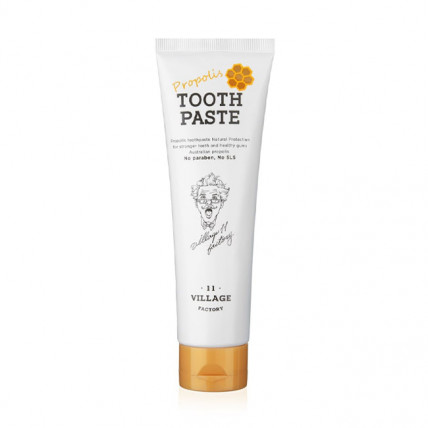 Зубная паста с прополисом Village 11 Factory Daily Care Propolis Toothpaste