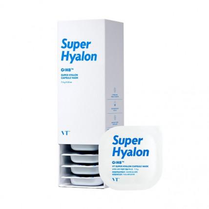 Ультраувлажняющая капсульная маскаVT Super Hyalon Capsule Mask